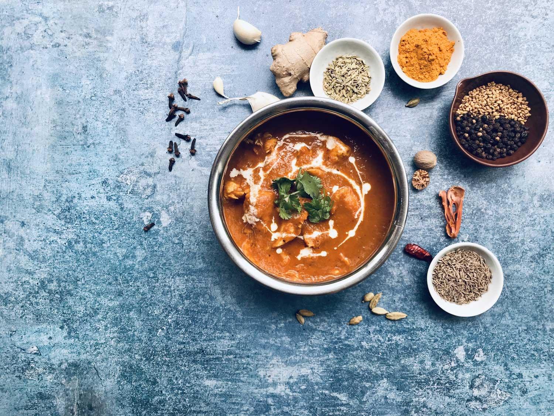 Tikka Curry Paste Pestle
